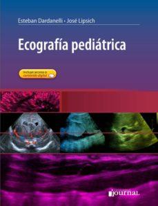 Libros gratis para descargar iphone ECOGRAFIA PEDIATRICA