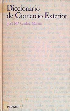 Inmaswan.es Diccionario De Comercio Exterior Image