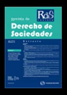 Followusmedia.es Revista Derecho Sociedades. Suscripcion 2010 Image