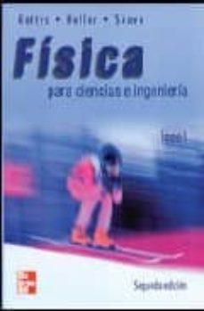 fisica para ciencias e ingenieria (vol. i, 2/e)-w.e. gettys-9789701048931