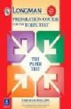 longman preparation course for the toefl test. paper test with an swer key and cd-rom-deborah phillips-9780131408838