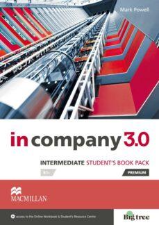 Descargar IN COMPANY 3.0 INT STS PACK gratis pdf - leer online