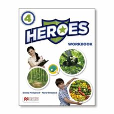 Descargar ebook de Android en pdf HEROES 4 ACTIVITY BOOK (SRP & PPACK ) PACK en español de  9780230493438