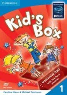 Inmaswan.es Kid S Box Level 1 (Teacher S Booklet With Dvd) Image
