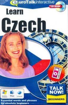 talk now! aprenda checo principiantes (incluye cd-rom)-9781843520238