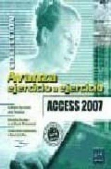 access 2007: avanza ejercicio a ejercicio-9782746041738