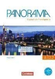 Libro en pdf descarga gratuita PANORAMA A2.2: LIBRO DE CURSO PDB ePub FB2 de
