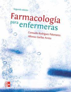 Libro electrónico gratuito para descargar blackberry FARMACOLOGIA PARA ENFERMERAS (2ª ED.)
