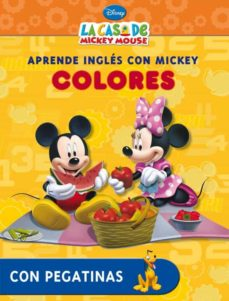 Bressoamisuradi.it Aprende Ingles Con Mickey: Colores (La Casa De Mickey Mouse) Image