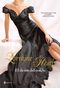 el deseo del conde-lorraine heath-9788408073338