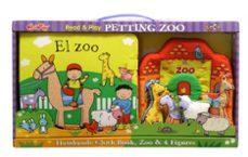 Carreracentenariometro.es El Zoo (Libros De Tela) Image