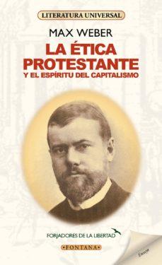 Chapultepecuno.mx La Etica Protestante Y El Espiritu Del Capitalismo Image