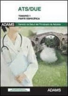 Bressoamisuradi.it Ats/due Servicio De Salud Del Principado De Asturias: Temario 1: Parte Especifica Image