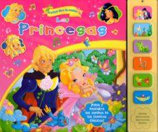 Geekmag.es Las Princesas: Mi Primer Libro De Sonidos Image