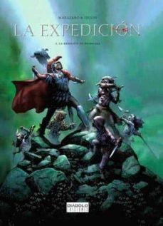 la expedicion nº 2: la rebelion niangara-richard marazano-marcelo frusin-9788416217038