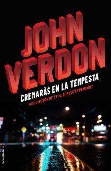 Costo de descargas de libros Kindle CREMARÀS EN LA TEMPESTA iBook CHM de JOHN VERDON 9788416700738
