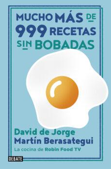 Descargar enlaces de ebooks MUCHO MAS DE 999 RECETAS SIN BOBADAS MOBI CHM DJVU