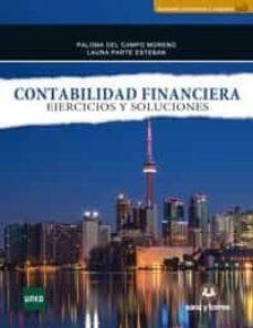 Asdmolveno.it Contabilidad Financiera: Ejercicios Y Soluciones Image