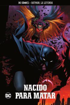 batman, la leyenda (vol. 3): nacido para matar-scott snyder-greg capullo-9788417787738