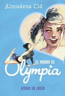 Garumclubgourmet.es Atenas En Juego (El Mundo De Olympia 5) Image