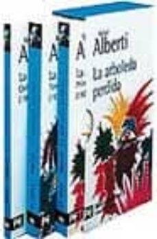 la arboleda perdida (3 vols.)-rafael alberti-9788420636238