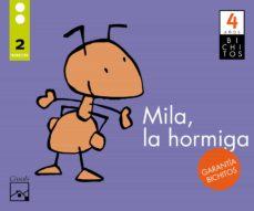 Permacultivo.es Mila La Hormiga (4 Años. 2º Trimestre) Image