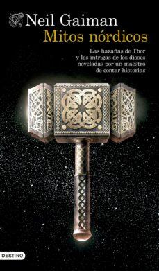 Descargas de libros de Amazon para iphone MITOS NORDICOS PDB de NEIL GAIMAN