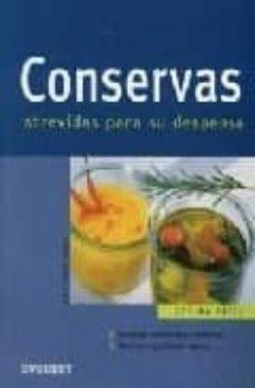 Followusmedia.es Conservas: Atrevidas Para Su Despensa (Cocina Facil) Image