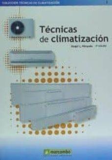 técnicas de climatización (4ª ed)-�ngel luis miranda-9788426722638