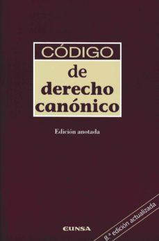 Cdaea.es Codigo De Derecho Canonico (8ª Ed.) Image