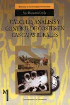 Inmaswan.es Calculo, Analisis Y Control De Costes En Las Cajas Rurales Image