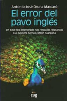 el error del pavo ingles-antonio jose osuna mascaro-9788433853738