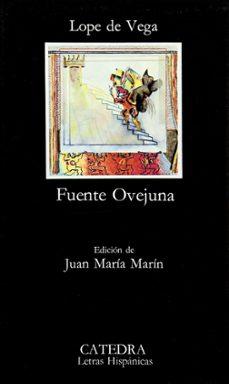 Descarga gratuita de ipod de libros. FUENTE OVEJUNA (13ª ED.) (Literatura española) 9788437602738  de FELIX LOPE DE VEGA