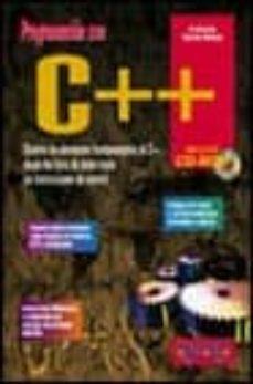 Titantitan.mx Programacion Con C++ (Incluye Cd-rom) Image