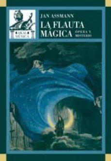 la flauta magica-jan assmann-9788446023838