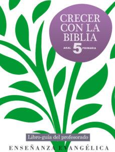 Followusmedia.es Crecer Con La Biblia Profesor 5º Primaria Image