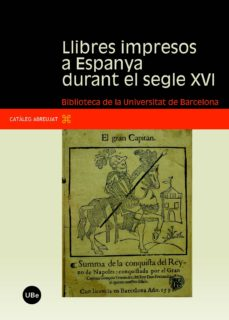 Valentifaineros20015.es Llibres Impresos A Espanya Durant El Segle Xvi Image
