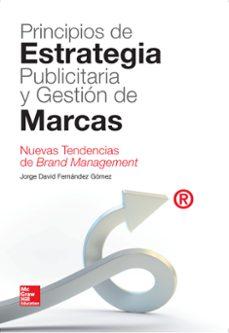 estrategia publicitaria y gestión de marcas-j. fernandez gomez-9788448183738