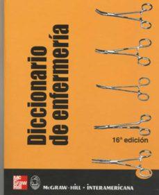 Descargar Ebook for gate 2012 gratis DICCIONARIO DE ENFERMERIA