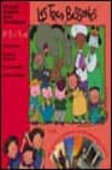 Debatecd.mx Pack Quatre Contes De Les Tres Bessones (5 A 8) (Inclou Joc De 12 Postals Any Gaudi) Image