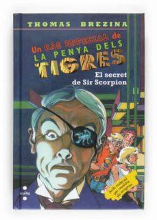 Chapultepecuno.mx La Penya Dels Tigres: El Secret De Sir Scorpion Image