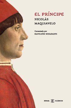 el principe-nicolas maquiavelo-9788467033038