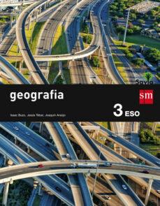 geografia 3º eso savia castellano ed 2015 asturias/castilla leon /extremadura /aragon /valencia.-9788467576238
