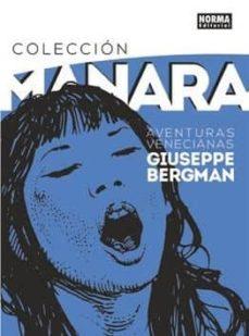 Encuentroelemadrid.es Coleccion Milo Manara 3: Aventuras Venecianas De Giuseppe Bergman Image