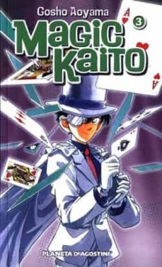 Padella.mx Magic Kaito Nº 3 Image