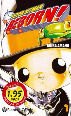 ps tutor hitman reborn nº01-akira amano-9788468479538
