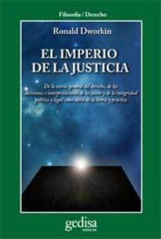 Descargar EL IMPERIO DE LA JUSTICIA gratis pdf - leer online