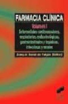 eBookStore nuevo lanzamiento: FARMACOLOGIA CLINICA (VOL. 1) (Literatura española)