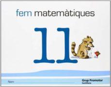 Inmaswan.es Mes Matematiques 11 Catala 5 Anys (Fitxes Treball 1) Image