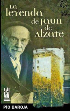 Epub libros torrent descargar LEYENDA DE JAUN DE ALZATE 9788481364538 RTF ePub (Literatura española)